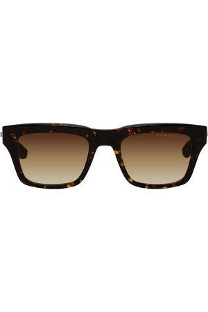 DITA EYEWEAR Tortoiseshell Wasserman Sunglasses