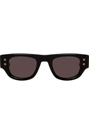 DITA EYEWEAR & Grey Muskel Sunglasses