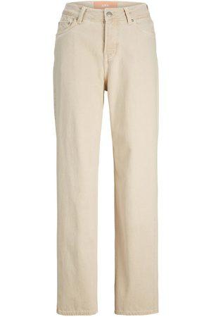 JACK & JONES Mænd Straight - Jxseoul Mw Jeans Akm Straight Fit Jeans Kvinder