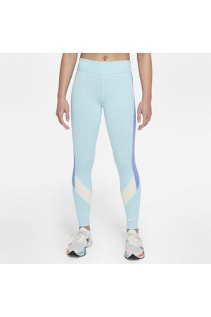 Nike Piger Leggings - Dri-FIT One-leggings til større børn (piger)