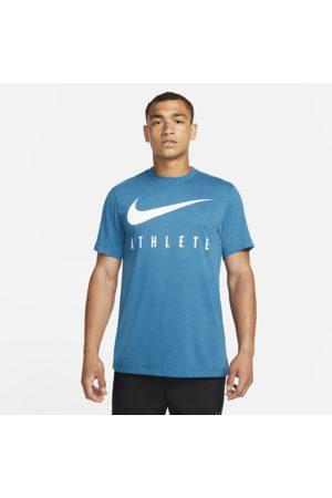 Nike Mænd Kortærmede - Dri-FIT-trænings-T-shirt til mænd