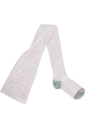 Louise Misha Piger Tights - Chukata cotton-blend tights
