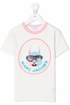 The Marc Jacobs Piger Kortærmede - The Mascot T-shirt i økologisk bomuld