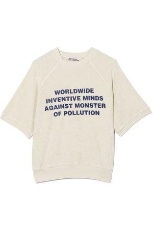 Bobo Choses Piger Kortærmede - Kortærmet T-shirt med tekstprint