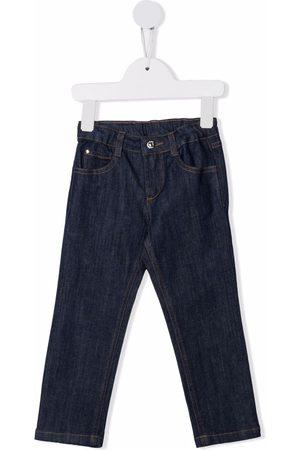 KNOT Piger Straight - Jeans i lige pasform