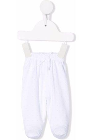 KNOT Baby Leggings - Bukser med elastik og prikker