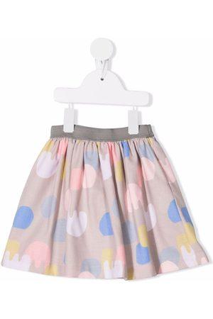 KNOT Piger Nederdele - Nederdel med abstrakt tryk