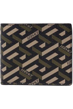 VERSACE Mænd Punge - La Greca pattern wallet