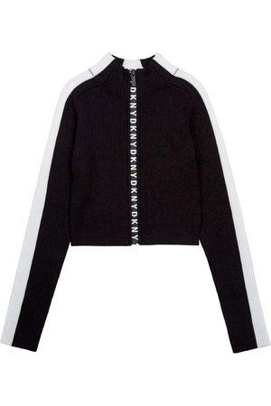 DKNY Cardigans - Cardigan - Strik - Cropped - m.