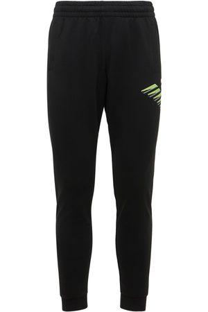 EA7 Eagle Cotton Sweatpants