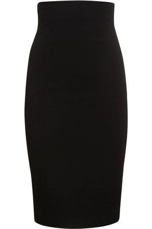 Dolce & Gabbana Kvinder Pencil nederdele - Stretch Jersey Pencil Midi Skirt