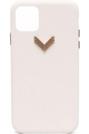 Manokhi Mobil Covers - IPhone XS Max cover med logoplade