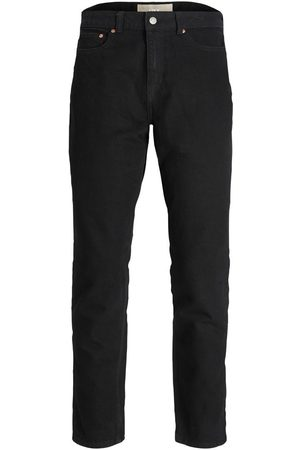 JACK & JONES Jxberlin Hw Nc2011 Slim Fit Jeans Kvinder Black; Brown