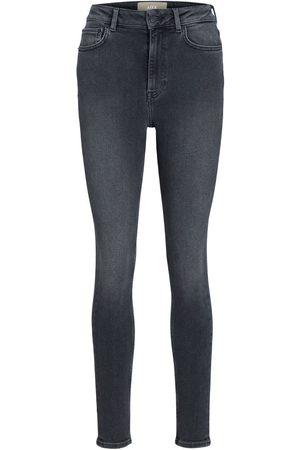 JACK & JONES Jxvienna Hw Cs1004 Skinny Fit Jeans Kvinder Black; Brown