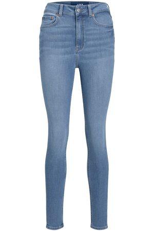 JACK & JONES Mænd Skinny - Jxvienna Hw Cs1002 Skinny Fit Jeans Kvinder