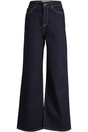JACK & JONES Mænd High waist - Jx Tokyo Hw Cr6004 High-rise Jeans Kvinder Blue; Brown