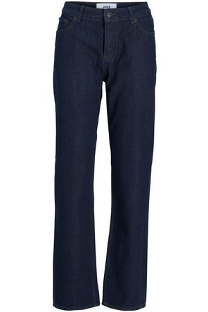 JACK & JONES Jxseoul Mw Cr3009 Straight Fit Jeans Kvinder Blue; Brown