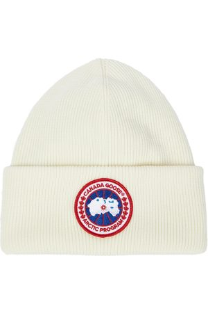 Canada Goose Arctic Disc wool beanie