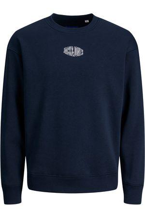 JACK & JONES Mænd Sweatshirts - Sweatshirt 'World