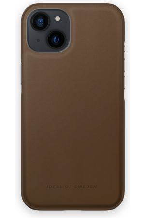IDEAL OF SWEDEN Mobil Covers - Atelier Case iPhone 13 Intense Brown