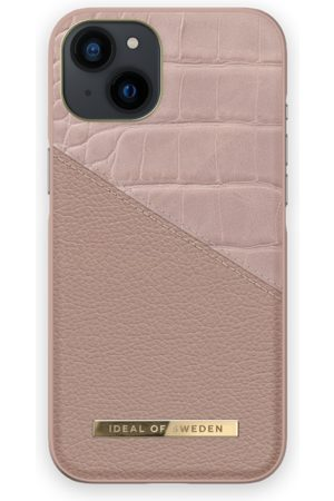 IDEAL OF SWEDEN Mobil Covers - Atelier Case iPhone 13 Rose Smoke Croco