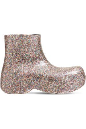 Bottega Veneta Kvinder Ankelstøvler - 55mm Puddle Rubber Ankle Boots