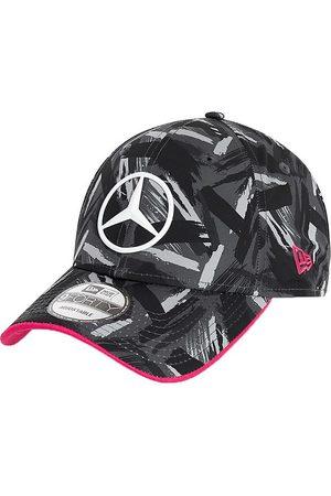 New Era Kasketter - Kasket - 940 - Mercedes - Black/Grey/