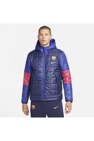 Nike Mænd Fleecejakker - FC Barcelona Synthetic-Fill-fleecejakke til mænd