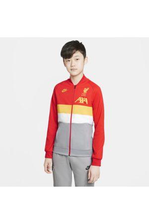 Nike Veste - Liverpool FC-fodboldtræningsjakke til større børn