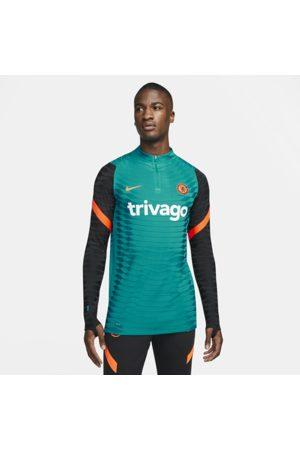 Nike Mænd Kortærmede - Chelsea FC Strike Elite Dri-FIT-fodboldtræningstrøje til mænd