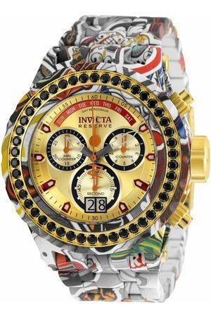 Invicta Watches Mænd Ure - Subaqua 35382 Men's Quartz Watch - 52mm