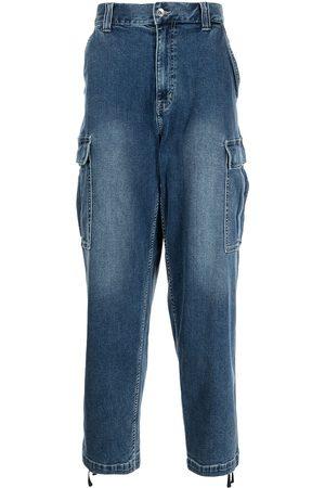 FIVE CM Jeans med lige ben