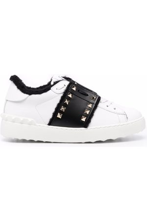 VALENTINO GARAVANI Untitled low-top sneakers