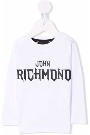 John Richmond Junior Logo-print T-shirt
