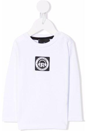 John Richmond Junior Baby Kortærmede - Logo-print T-shirt