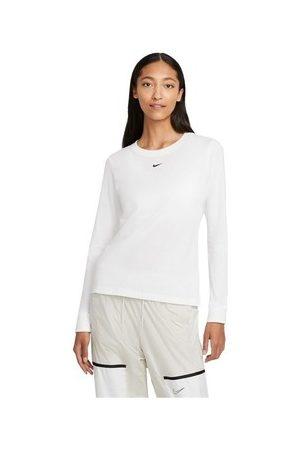 Nike Langærmede T-shirts Wmns Essentials