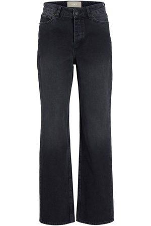 JACK & JONES Mænd Jeans - Jxseville Mw Cr5007 Loose Fit Jeans Kvinder Black; Brown