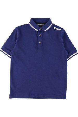 Emporio Armani Poloer - Polo T-Shirt - Blue