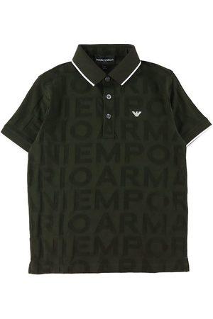 Emporio Armani Poloer - Polo T-Shirt - Green