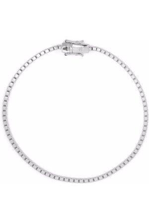 TOM WOOD Armbånd - Square chain bracelet