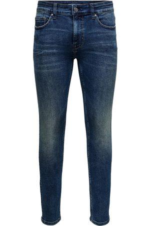 Only & Sons Mænd Skinny - Jeans 'WARP
