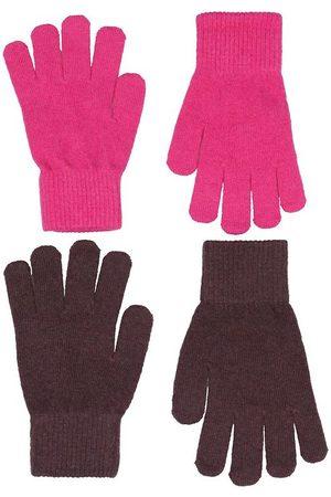 CeLaVi Handsker - Handsker - Uld/Nylon - 2-pak - /Mørkelilla