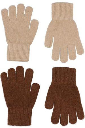 CeLaVi Handsker - Handsker - Uld/Nylon - 2-pak - Tortoise Shell/