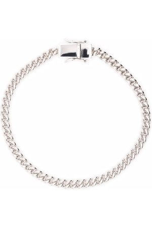 TOM WOOD Armbånd - Curb chain bracelet