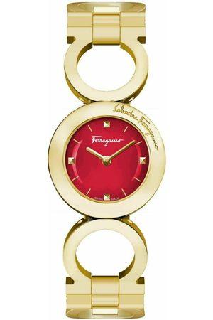 Salvatore Ferragamo Kvinder Ure - Gancino Bracelet Watch