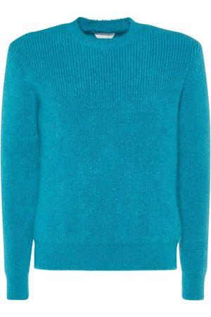 Bottega Veneta Mænd Strik - Mohair Blend Knit Sweater