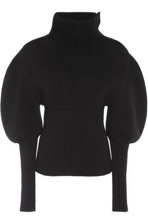Bottega Veneta Wool Blend Knit Sweater