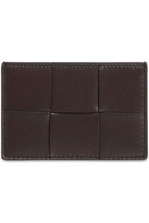 Bottega Veneta Intrecciato Nappa Leather Card Holder