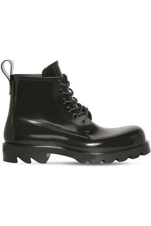 Bottega Veneta Stride Rubber Ankle Boots
