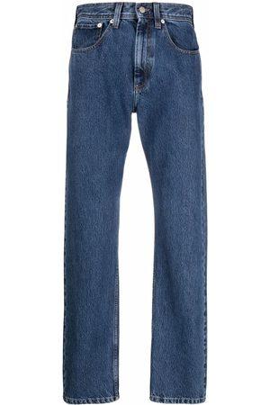 Namacheko High-rise straight-leg jeans